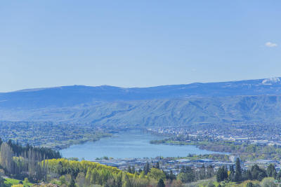 Wenatchee Single Family Home For Sale: 3900 Burch Mountain Road