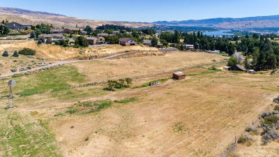 Wenatchee Residential Lots & Land For Sale: 3700 Burchvale Road
