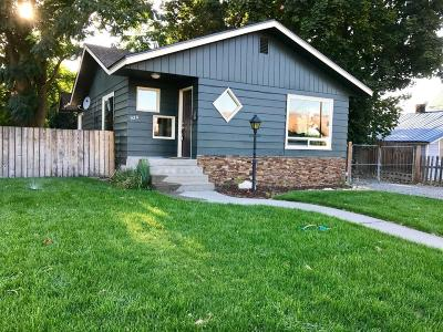 Wenatchee, Malaga Single Family Home For Sale: 920 Cascade St