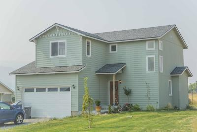 Entiat Single Family Home For Sale: 1001 Crest Loop