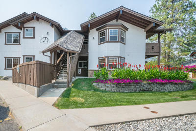 Leavenworth Condo/Townhouse For Sale: 545 Junction Lane #D-705