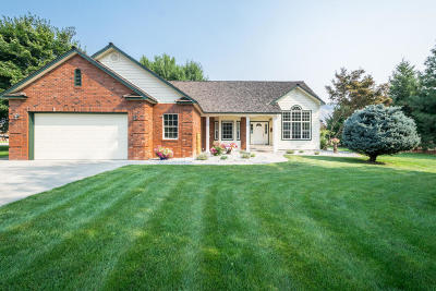 Cashmere Single Family Home Pending: 5664 Airport Rd