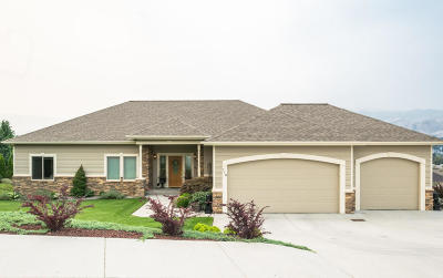East Wenatchee Single Family Home For Sale: 718 Briarwood Dr