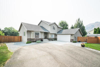 Wenatchee Single Family Home Pending: 1591 Pacific Court