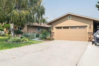 Wenatchee WA Single Family Home Active - Contingent: $399,500