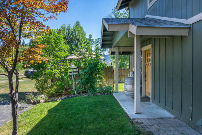 Leavenworth Single Family Home For Sale: 10425 Titus Rd #K