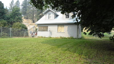 Entiat Single Family Home Pending: 420 Mad River Rd