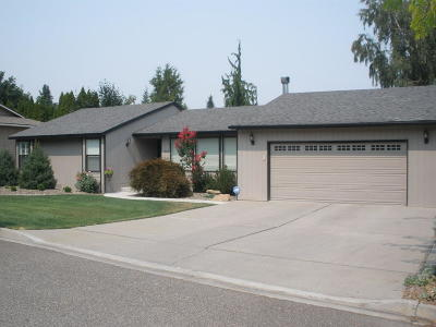 Wenatchee Single Family Home Pending: 1512 Woodhaven Pl