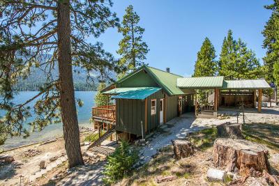 Leavenworth Single Family Home For Sale: 16605 N Shore Dr