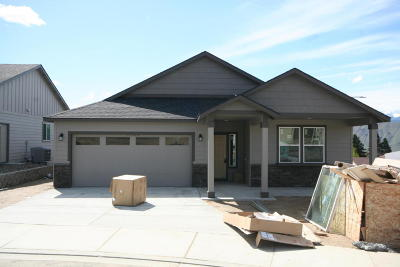 East Wenatchee Single Family Home For Sale: 813 Madeleine Ct