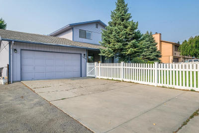 Wenatchee, Malaga Single Family Home For Sale: 1513 Cherry St