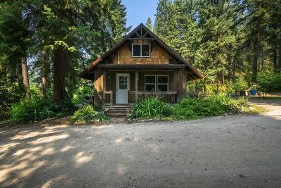 Leavenworth Single Family Home Pending: 13685 Chumstick Hwy