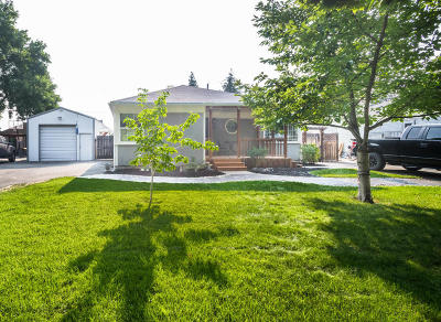 Wenatchee Single Family Home Pending: 321 Pioneer Dr
