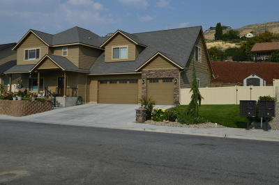 East Wenatchee Single Family Home For Sale: 2807 N Breckenridge Dr