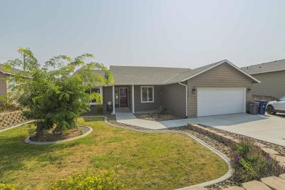 East Wenatchee Single Family Home For Sale: 2512 Harvester Loop
