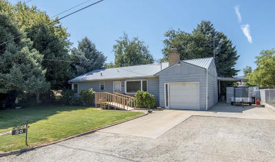 East Wenatchee, Rock Island, Orondo Single Family Home For Sale: 30 S Gilmore Pl