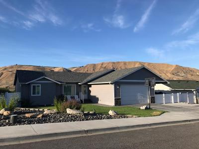 East Wenatchee, Rock Island, Orondo Single Family Home For Sale: 1224 SE Juno St