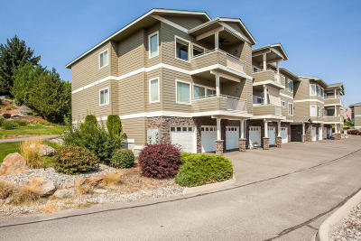 Wenatchee WA Condo/Townhouse For Sale: $299,900