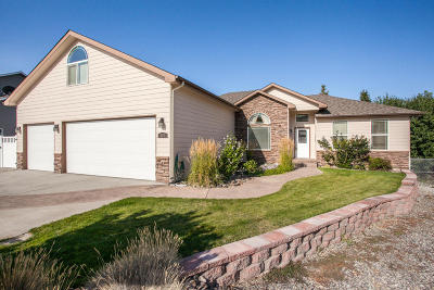East Wenatchee Single Family Home For Sale: 137 Springhill Dr