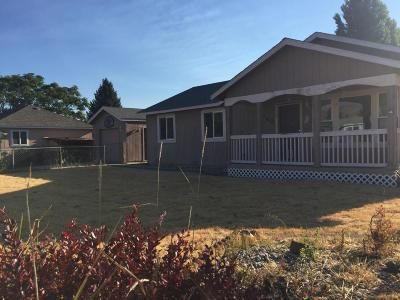 Wenatchee WA Single Family Home Sold: $205,450