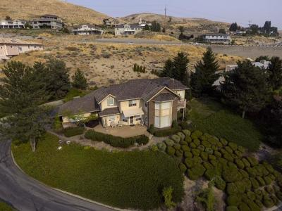 East Wenatchee, Rock Island, Orondo Single Family Home For Sale: 2125 Valley View Blvd