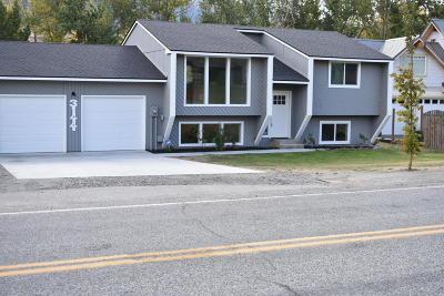 Wenatchee, Malaga Single Family Home For Sale: 3144 Bermuda St