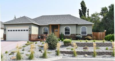 East Wenatchee Single Family Home For Sale: 3405 Ashwood Dr