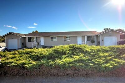 East Wenatchee, Rock Island, Orondo Multi Family Home For Sale: 206 22nd St