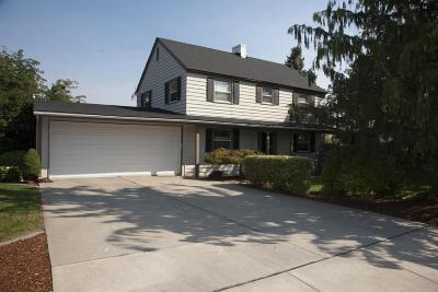 Wenatchee, Malaga Single Family Home For Sale: 1408 Westwood Avenue