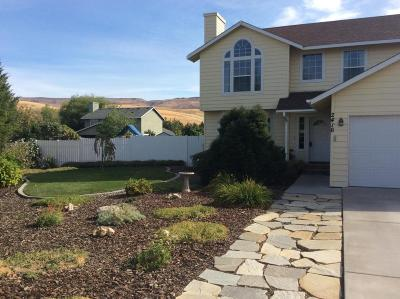 East Wenatchee, Rock Island, Orondo Single Family Home For Sale: 2416 Bellanca Ct