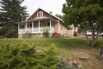 East Wenatchee, Rock Island, Orondo Single Family Home For Sale: 851 Rock Island Road