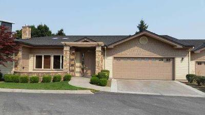 Wenatchee, Malaga Condo/Townhouse For Sale: 443 Riverwalk Dr
