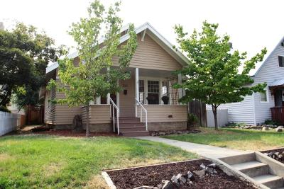 Cashmere Single Family Home Pending: 316 Cottage Ave