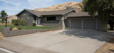 East Wenatchee Single Family Home For Sale: 4825 NW Cascade Ave
