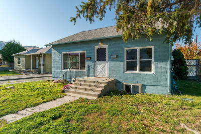 Wenatchee, Malaga Multi Family Home For Sale: 736 Monroe St