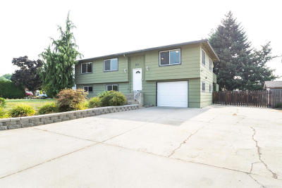 East Wenatchee, Rock Island, Orondo Single Family Home For Sale: 311 Eastridge Dr