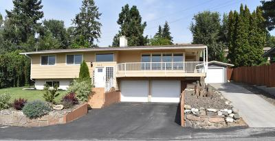 East Wenatchee Single Family Home For Sale: 2015 Valley View Blvd