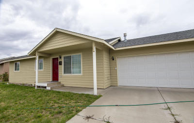 East Wenatchee, Rock Island, Orondo Single Family Home For Sale: 2305 Fancher Field Rd
