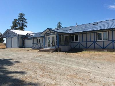 Tonasket WA Single Family Home Sold: $205,000