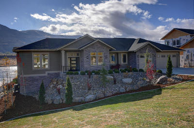 East Wenatchee, Rock Island, Orondo Single Family Home For Sale: 5042 Hurst Landing Rd