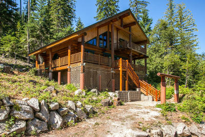 Leavenworth Single Family Home For Sale: 16129 Cedar Brae Rd
