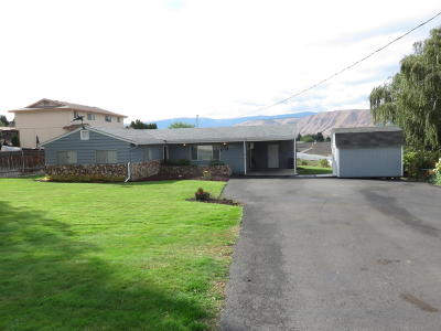 East Wenatchee Single Family Home For Sale: 650 NE 10th St