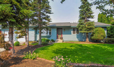 East Wenatchee Single Family Home For Sale: 613 15th St NE