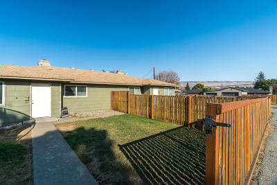 Wenatchee, Malaga Single Family Home For Sale: 129 N Miller St