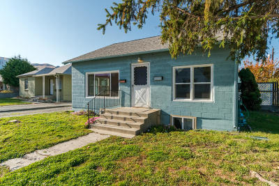 Wenatchee, Malaga Single Family Home For Sale: 736 S Monroe St