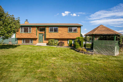 Wenatchee Single Family Home For Sale: 201 N Canal Blvd