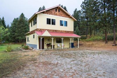 Leavenworth Single Family Home For Sale: 12511 Bretz Rd