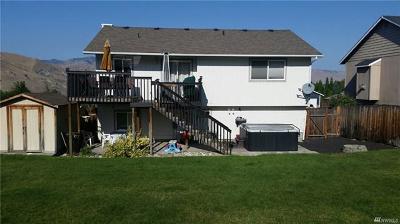 East Wenatchee, Rock Island, Orondo Single Family Home For Sale: 547 S Mason Ave