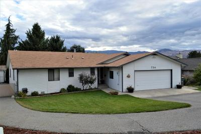 East Wenatchee Single Family Home For Sale: 734 NE 12th St