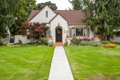 Wenatchee Single Family Home Pending: 10 S Garfield Ave